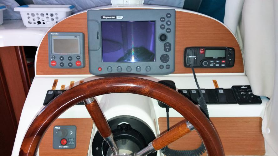 Imagen del barco Jeanneau Merry Fisher 925