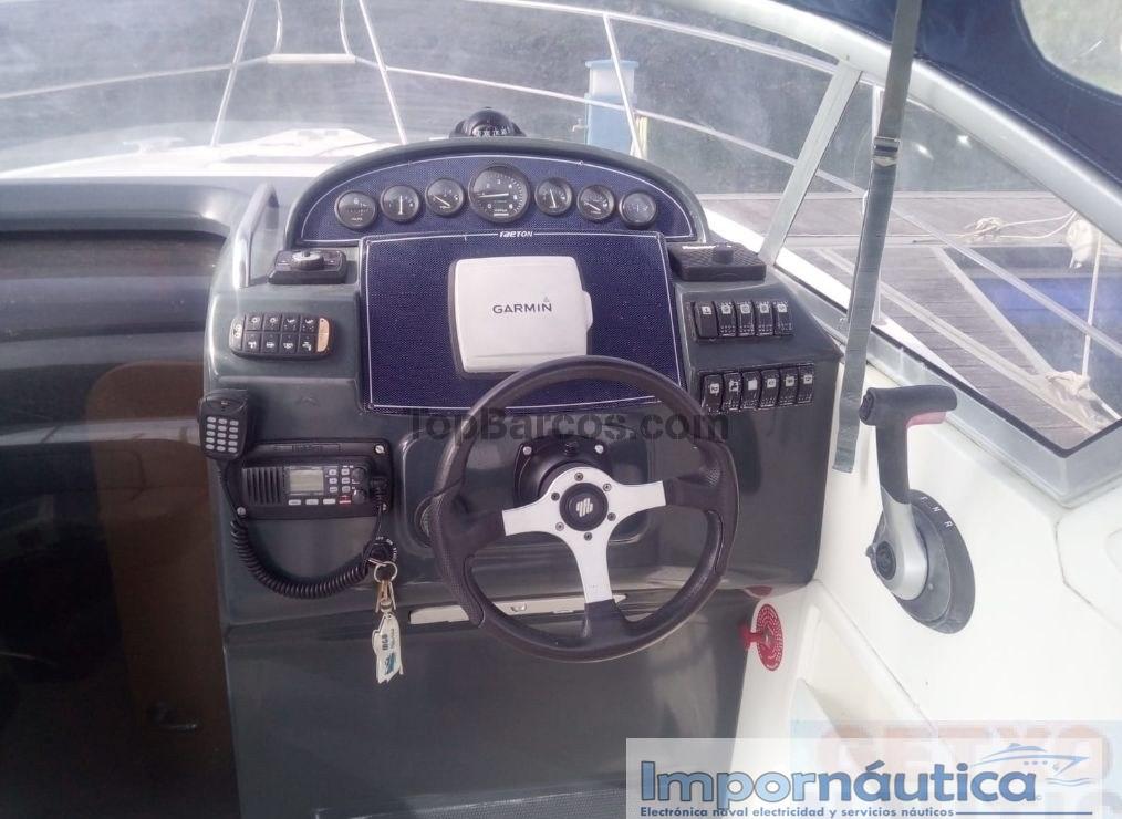 Imagen del barco Faeton 26 Scape